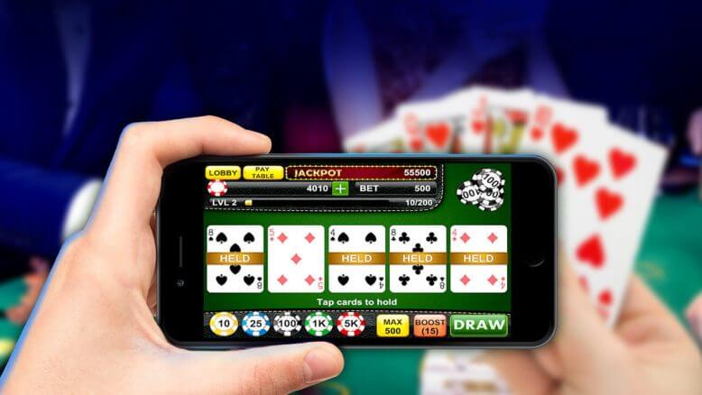 Free online poker and a few other casino games have risen to or outperformed their play-for-pay partners in prominence