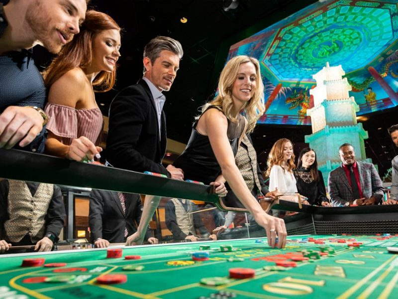 Use the exclusive casino game bonus to enjoy your gambling activities