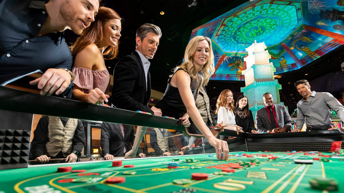 Use the exclusive casino game bonus to enjoy your gambling activities