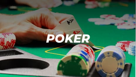 Winning in poker with the highest rank
