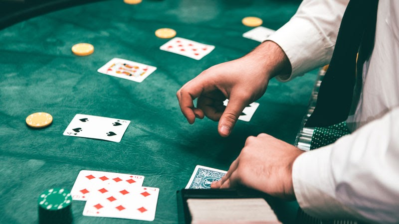 Are online casino websites perfect try luck?