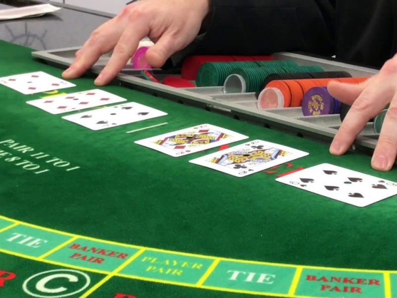 Why Playing Baccarat Online is the Best?