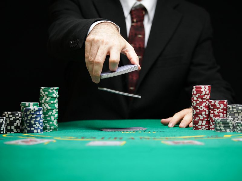 The legitimacy of the casino site gained a huge demand: