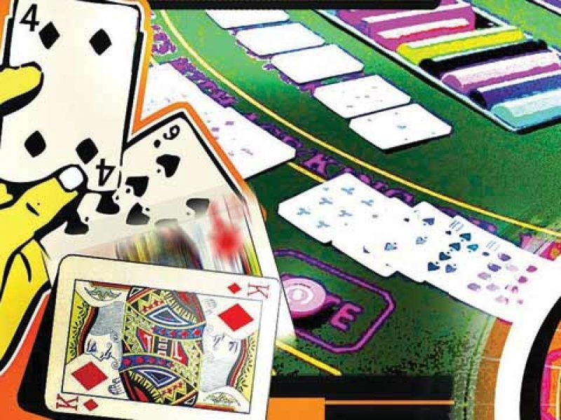 Different types of online casino