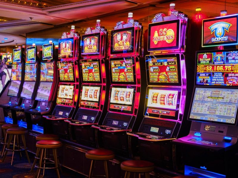 Safest way to play slots online